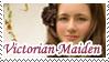 Victorian Maiden Fan