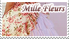 Mille Fleurs Fan by kissmykandi