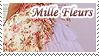 Mille Fleurs Fan by kissmykandi