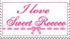 Sweet Rococo Fan by kissmykandi