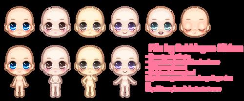 Mia (Doll Base) by kissmykandi