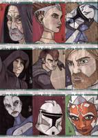 Clone Wars cards 3 by ragelion
