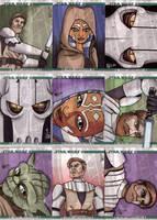 Clone Wars cards 4 by ragelion