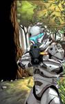 Republic Commando Colored by ragelion
