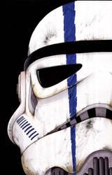 Unleashed Trooper Commander by ragelion