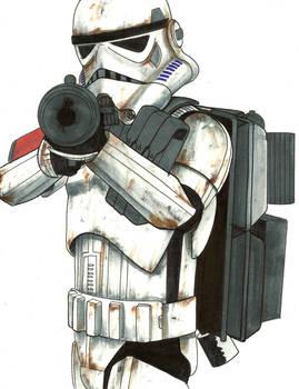 Sandtrooper commission