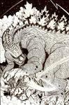 Godzilla of the planet Earth