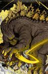 Godzilla Sinestro Corps
