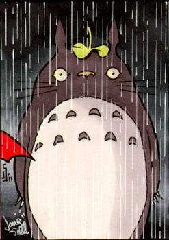 Totoro PSC commission