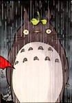 Totoro PSC commission by ragelion