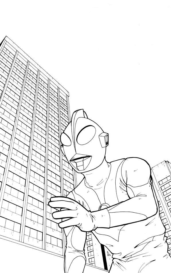 Ultraman By Ragelion On DeviantArt