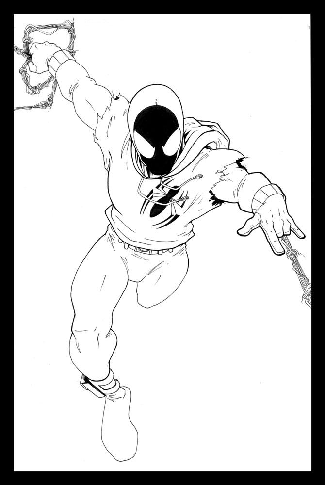 scarlet spider 121 pages - photo #6