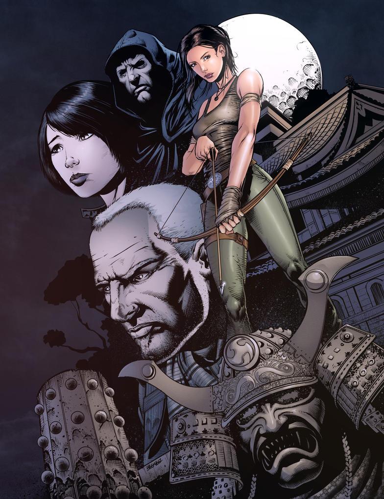 Tomb Raider Reborn by DEADNEMO