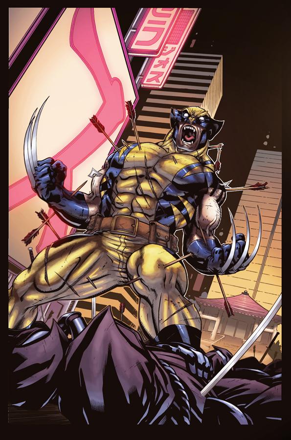 Wolverine Tokyo by DEADNEMO