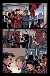 Avengers page 9