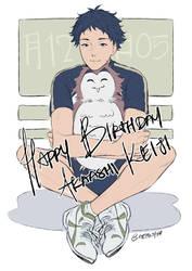 Happy Birthday Akaashi Keiji