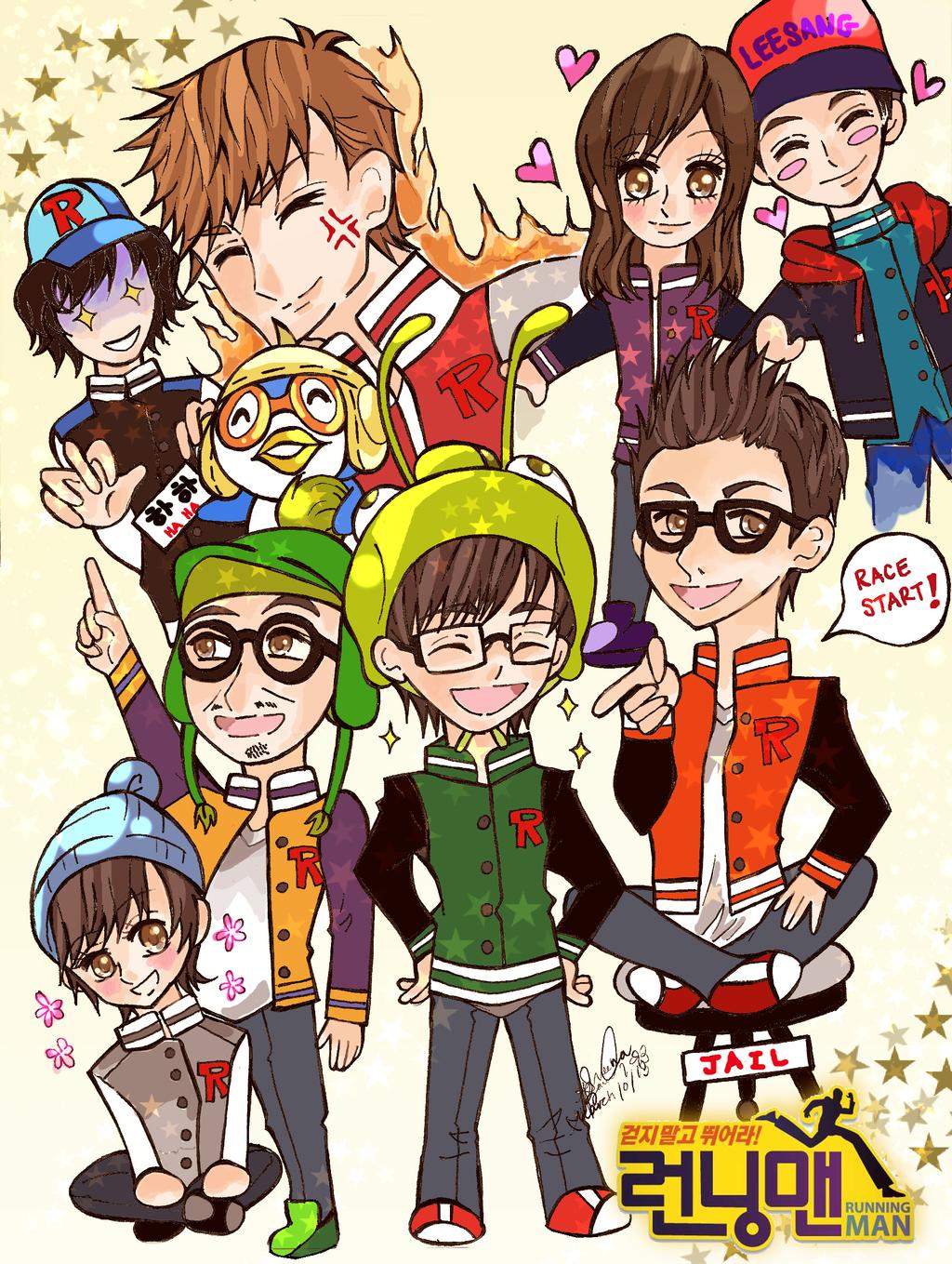 running anime wallpaper - photo #34