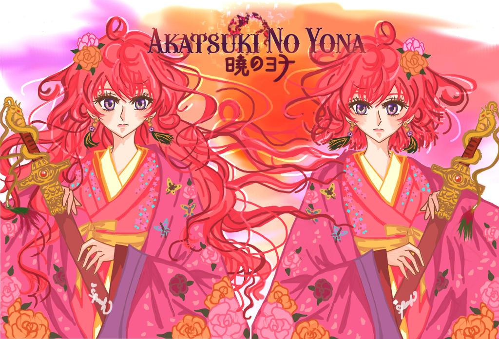 Akatsuki No Yona by she-be
