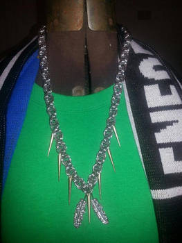 Orc Necklace