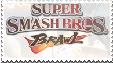 Smash Bros Brawl stamp