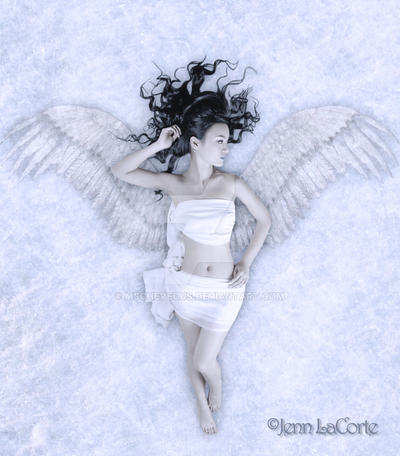 Snow Angel by Mscheveous