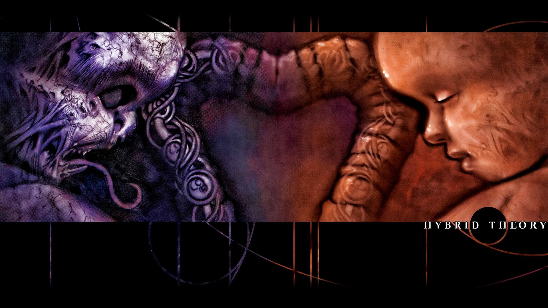 Hybrid Theory Ep Wallpaper By Goodnightfirefly On Deviantart