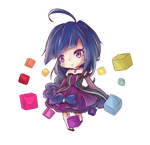 Chibi ALYS - Rainbow Box