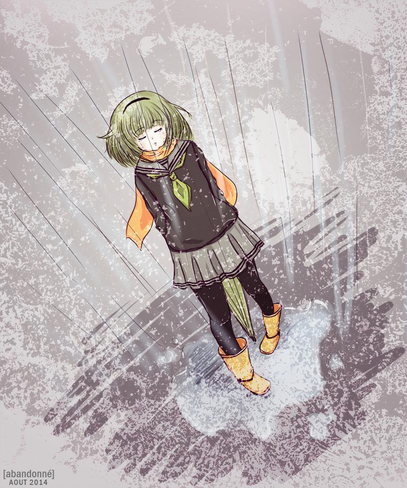 Melancholic Rainy by DysEikona