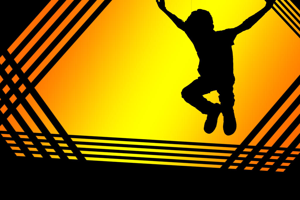 Wallpaper Parkour By Saad Nawaz