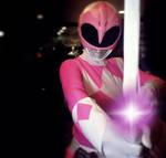 Cosplay Brasil Power Rangers Pink Ranger Ranger Ro