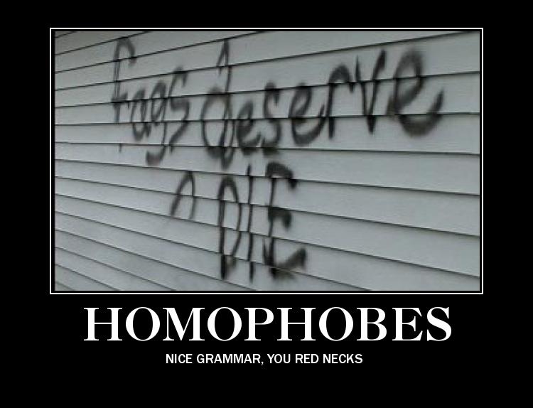 Anti Gay Posters 25