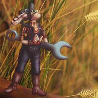 Harvest Festival Clickspring by Kelly-Clickspring