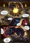 Pohjola comic by ShiriArt