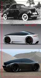 Willys Coupe by McNomad