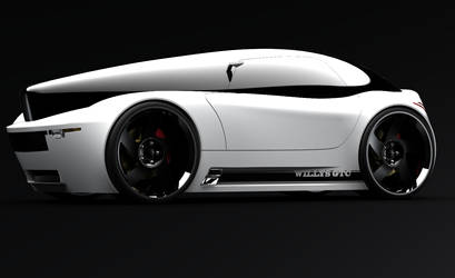 Willys GTC by McNomad