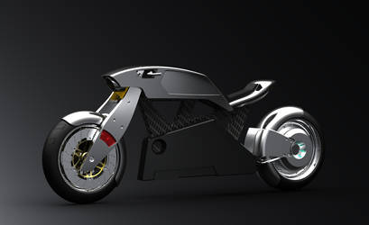 E-Bike by McNomad