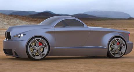 BMW Pickup 2