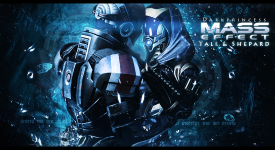 Mass Effect: DP Gift 2 by Minato8