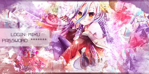 Shiro: Miku Gift by Minato8