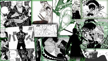Digital Art On Roronoazorofc Deviantart