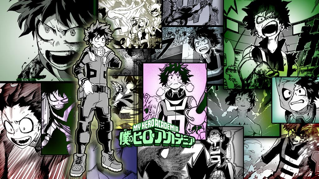 Boku No Hero Academia Wallpaper By Miahatake