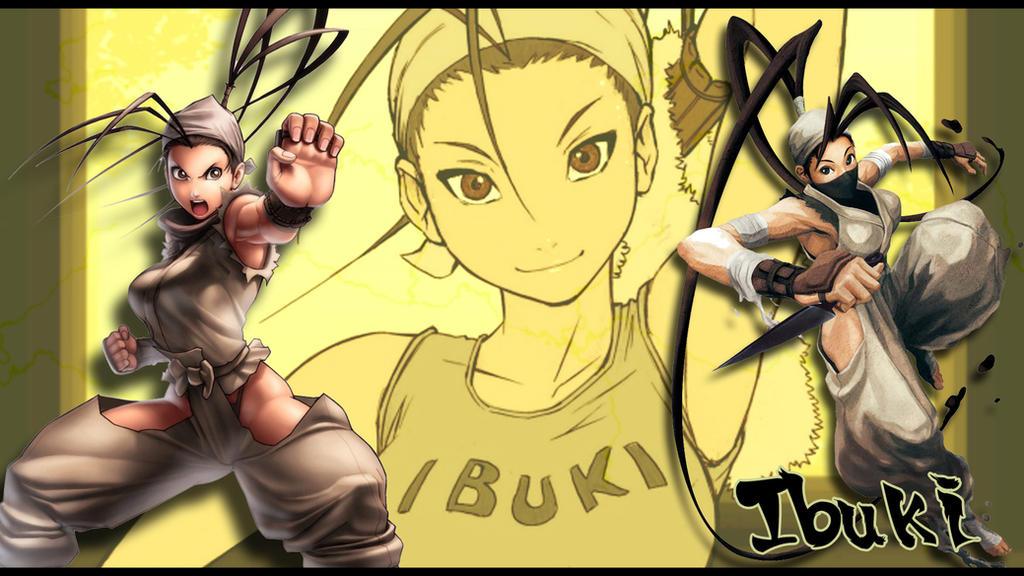 Ibuki Wallpaper by casu90