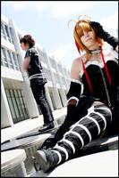 + TRC Syaoran Sakura  + by LilyMilkshake