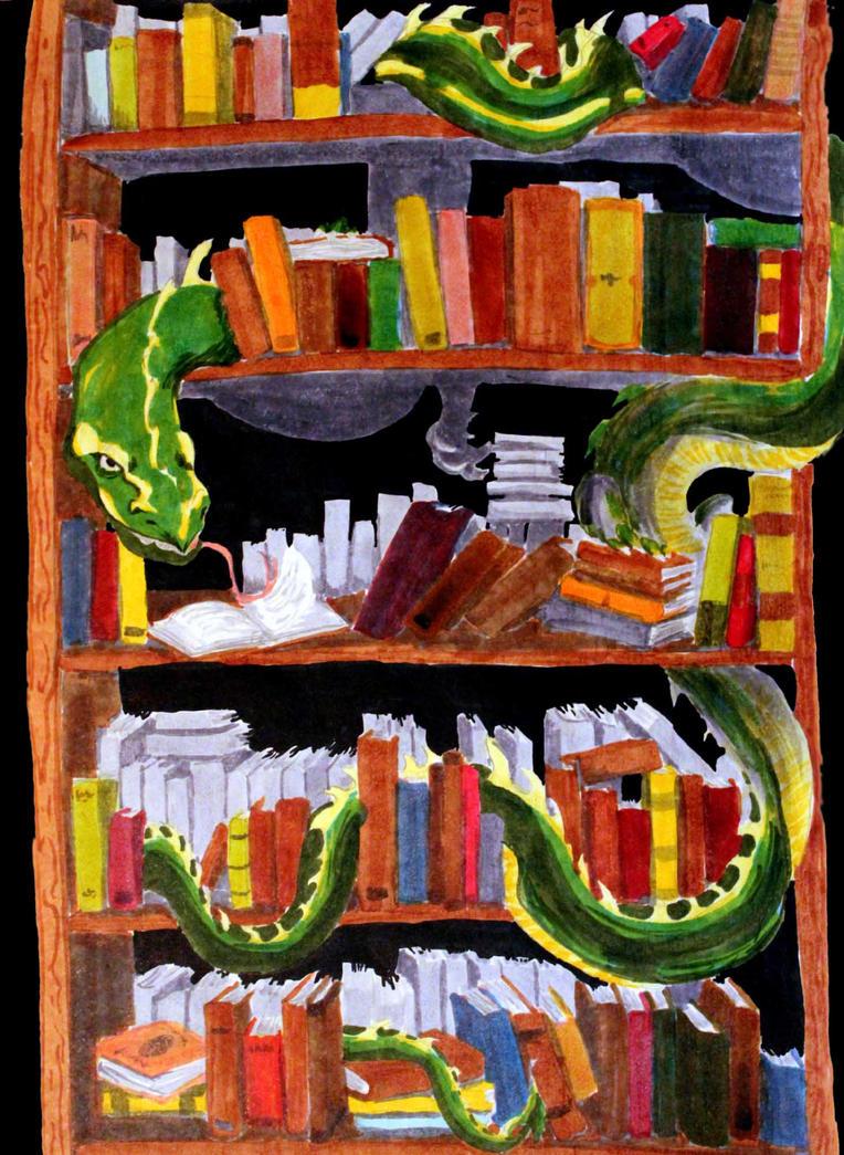 Bookwyrm by Metavor
