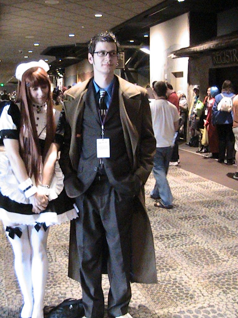 11th doctor   smashentropy  Doctor Who Cosplay