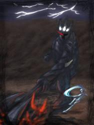 Fingolfin vs Morgoth by LSMPRCH