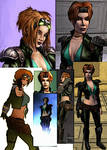 Collage of Mira