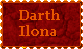 2nd Darth Ilona Stamp by LadyIlona1984