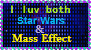 Star Wars and Mass Effect by LadyIlona1984