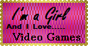 Gamer Girl by LadyIlona1984